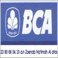 BCA, Fashion Busana Baju
